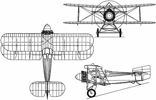 Fairey Flycatcher (England) (1922)