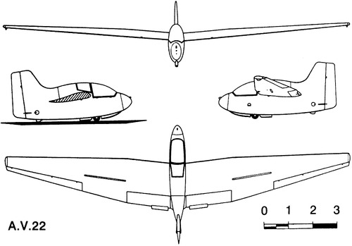 Fauvel AV.22