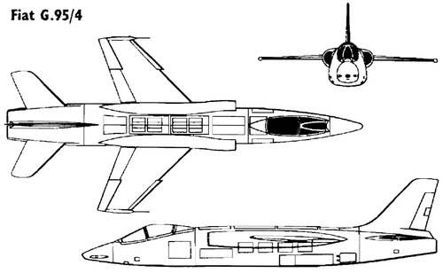 Fiat G.95-4