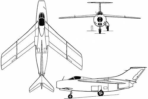 FMA I.A.33 Pulqui II (Argentina) (1950)