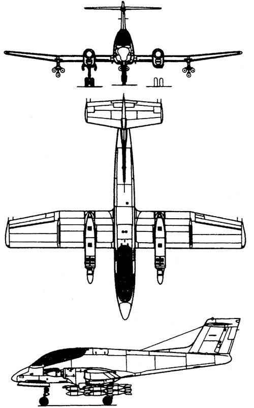 FMA IA 58A Pucara