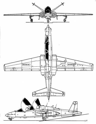 Fouga90