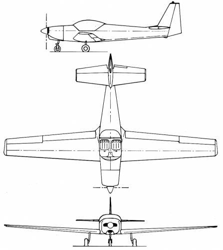 Fournier RF-6B