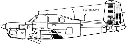 Fuji KM-2B