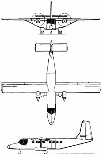 GAF N22 Nomad (Australia) (1971)
