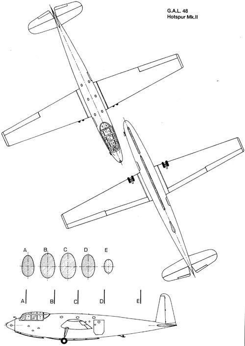 GAL 48 Hotspur Mk.II