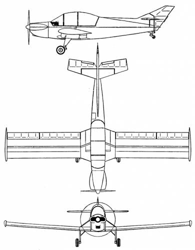 Gaucher GA-620 Gaucho