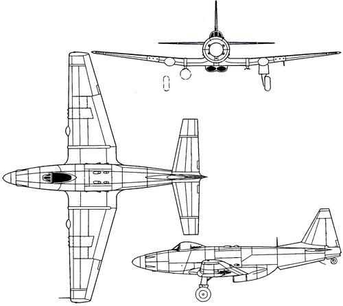 General Motors-Fisher P-75A Eagle