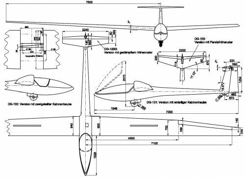 Glaser-Dirks DG-100