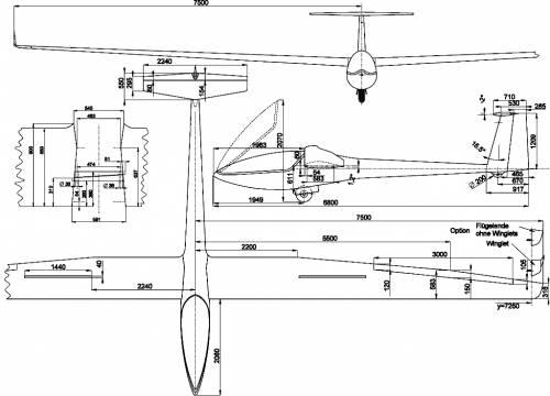 Glaser-Dirks DG-300