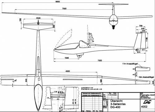 Glaser-Dirks DG-400