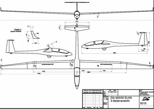 Glaser-Dirks DG-500