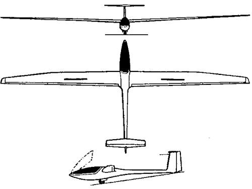 Glaser-Dirks DG-600
