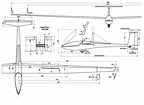 Glaser-Dirks DG-800 B