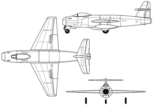 Gloster CXP-1001