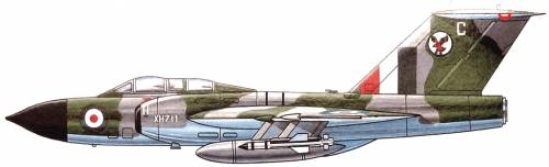 Gloster Javelin FAW. Mk.7