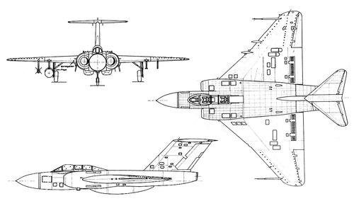 Gloster Javelin FAW.Mk.7