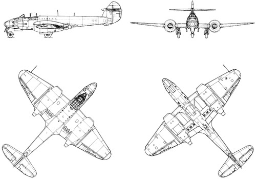 Gloster Meteor F Mk.III