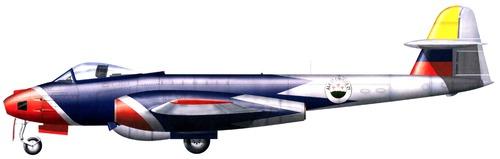 Gloster Meteor FR Mk.IX