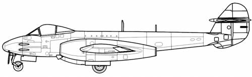 Gloster Meteor Mk.IV