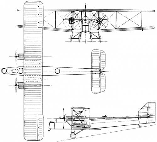 Handley Page H.P.24 Hyderabad (England) (1923)