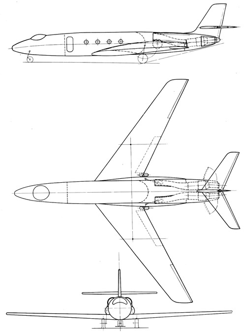 Handley-Page HP.113