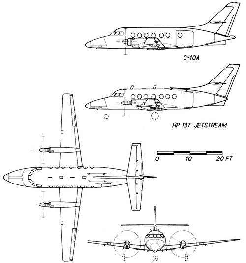 Handley-Page HP.137 Jetstream