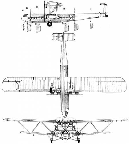 Handley-Page HP-42