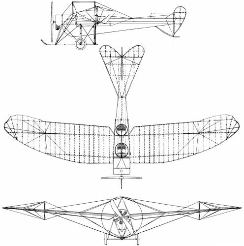 Handley-Page Monoplane