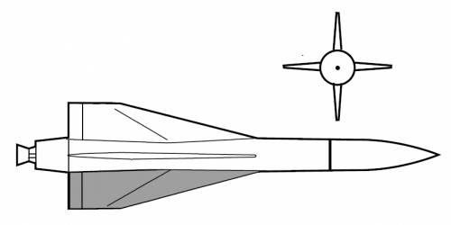 Hawk SAM Missile