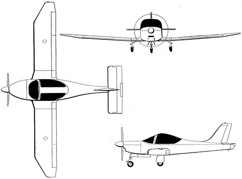 HB Flugtechnik HB-207 Alfa
