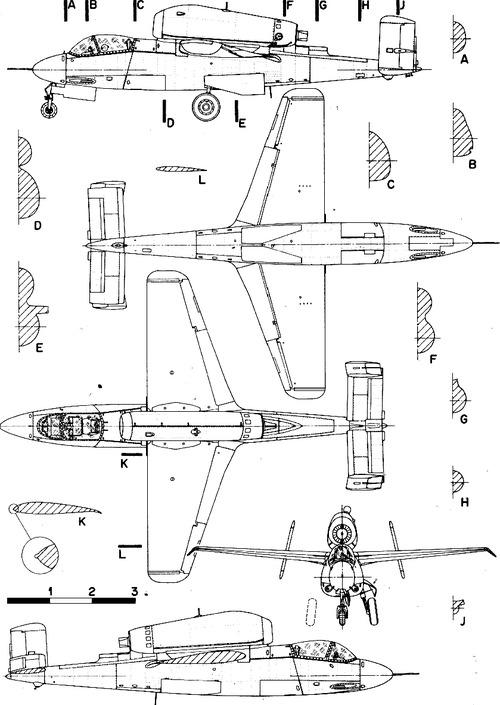 Heinkel He 162A-2 Spatz