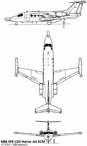 HFB-320 Hansa Jet
