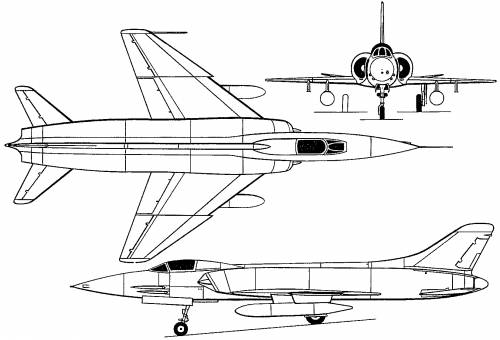 Hindustan HF-24 Marut (India) (1961)
