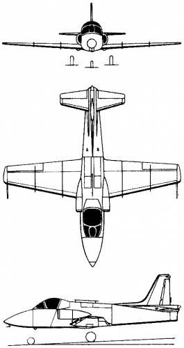 Hindustan HJT-16 Kiran (India) (1964)