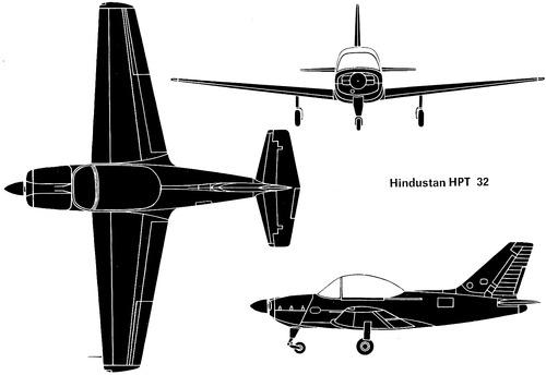Hindustan HPT-32
