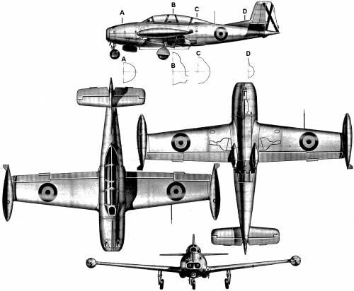 Hispano-Aviacion HA-200 Saeta