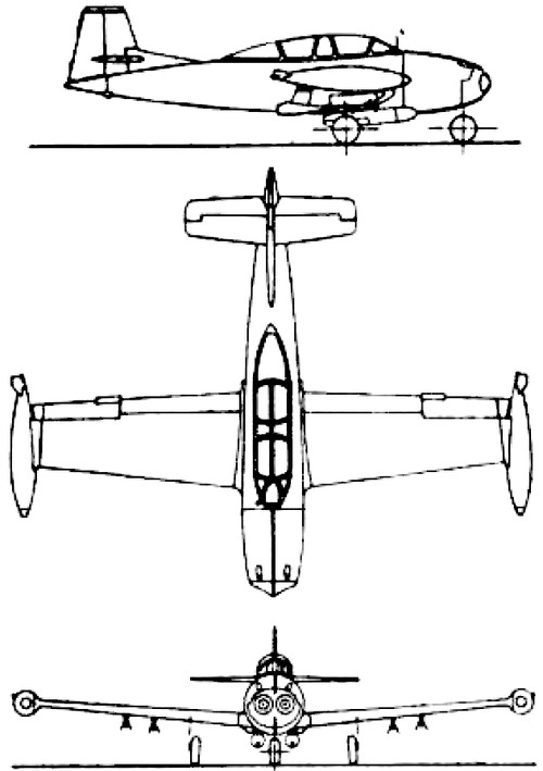 Hispano HA-200 Saeta