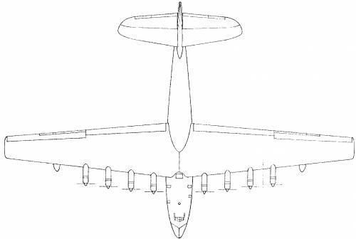 Hughes HK - 1 Spruce Goose