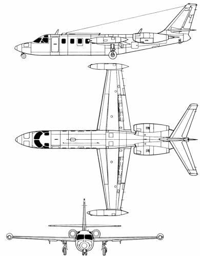 IAI-1123 Westwind