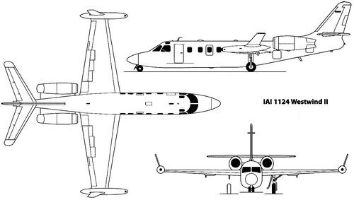 IAI 1124 Westwind II