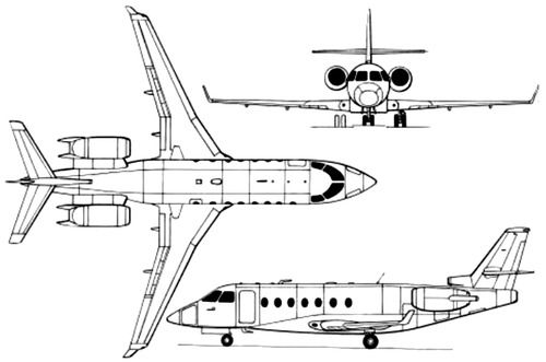 IAI 1126 Galaxy Gulfstream G200