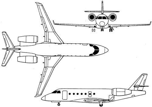 IAI Galaxy Gulfstream G200