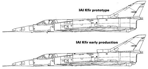 IAI Kfir