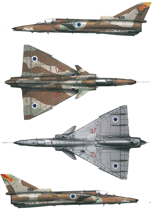 IAI Kfir C7 (1994)