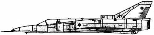 IAI Kfir C-2