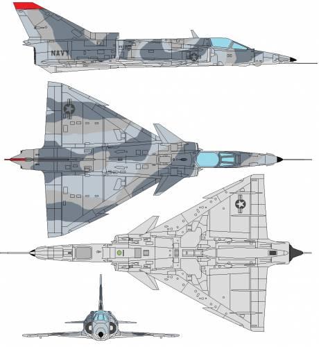 IAI Kfir F-21A