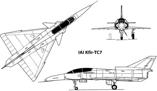 IAI Kfir TC7