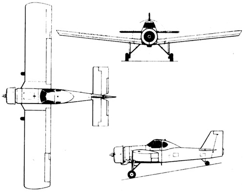 ICA-Brasov IAR-827A