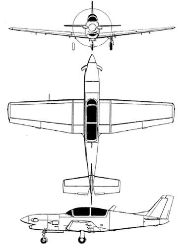 ICA IAR-825TP Triumph